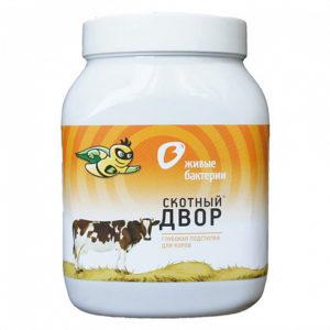 Глубокая подстилка для коров Скотный двор (500г)