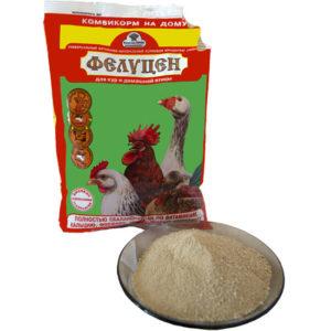 Фелуцен П2 для сельскохозяйственной птицы порошок 1кг