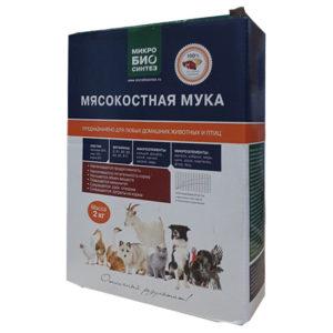 Мука мясокостная ГОСТ 28189-89 2кг