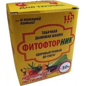Шашка табачная Фитофторник 220г от болезней