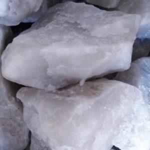 Соль розовая каменная