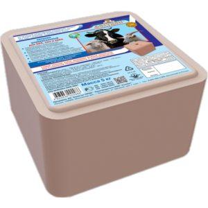 Фелуцен солевой лизунец универсальный с минералами для КРС, коз и овец 5кг