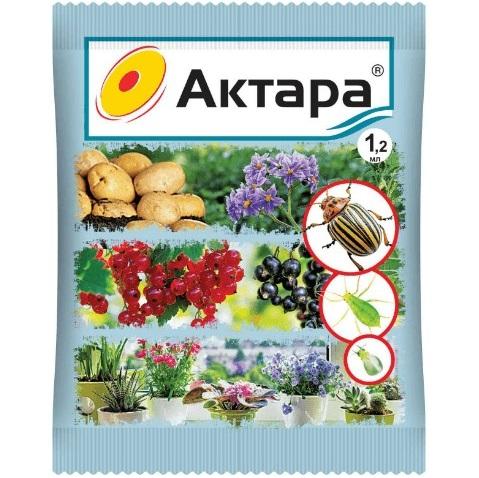 Актара ВХ ампула, цветной пакет 1,2 мл