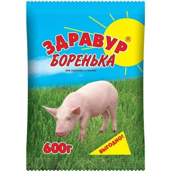 Здравур Боренька 600г